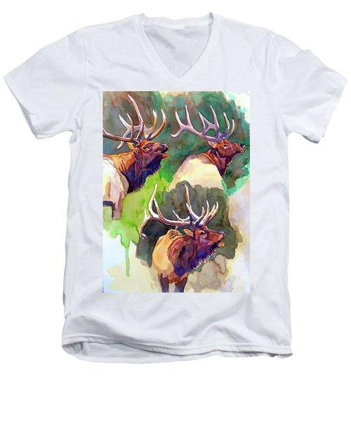 Elk Studies Men's V-Neck T-Shirt