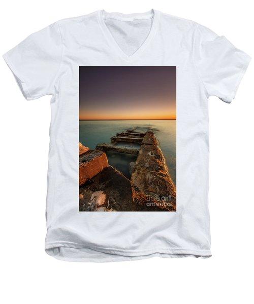 Emerging Sheridan Men's V-Neck T-Shirt