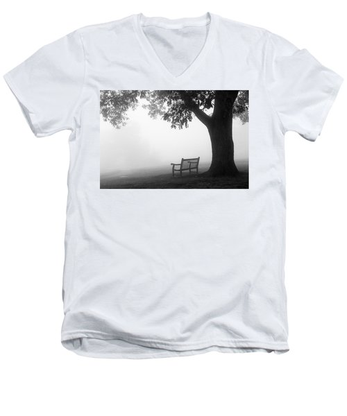 Empty Bench Men's V-Neck T-Shirt