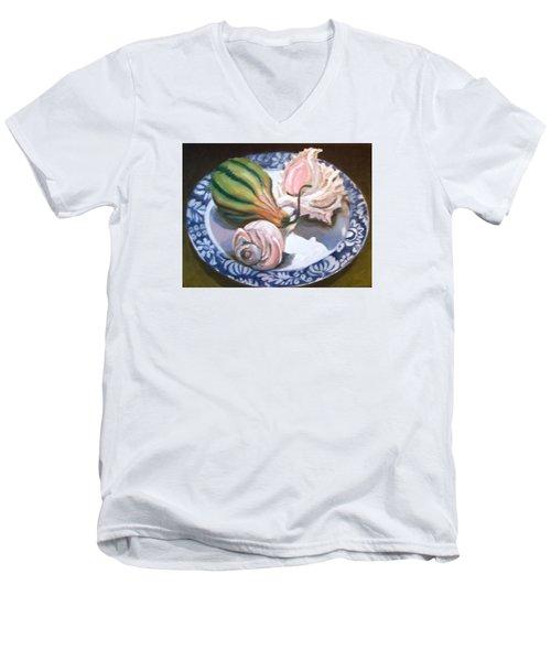 End Of Summer Men's V-Neck T-Shirt