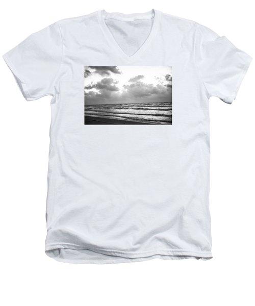 End Of The Season Padre 2 Men's V-Neck T-Shirt