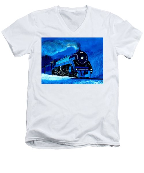 Engine # 1961 Men's V-Neck T-Shirt