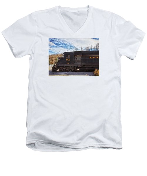 Engine 501 Men's V-Neck T-Shirt