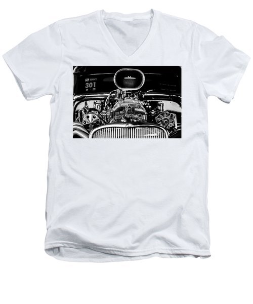 Engine Men's V-Neck T-Shirt