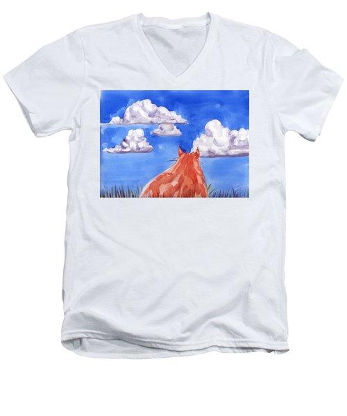 Ernesto's Dream Men's V-Neck T-Shirt