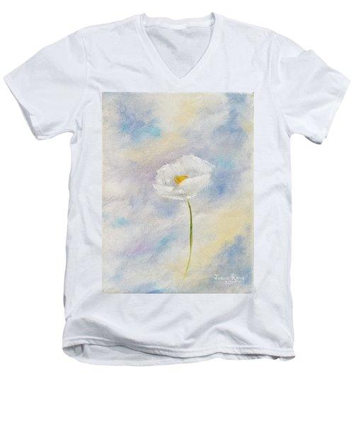 Ethereal Aspirations Men's V-Neck T-Shirt