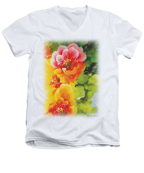 Everything Is So Beautiful Men's V-Neck T-Shirt