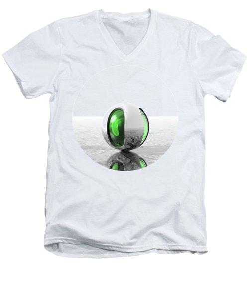 Extraterrestrial Men's V-Neck T-Shirt
