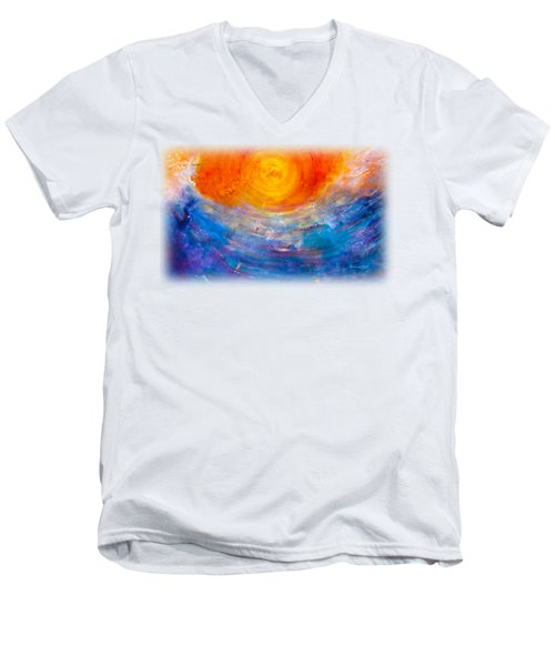 A New Day Men's V-Neck T-Shirt
