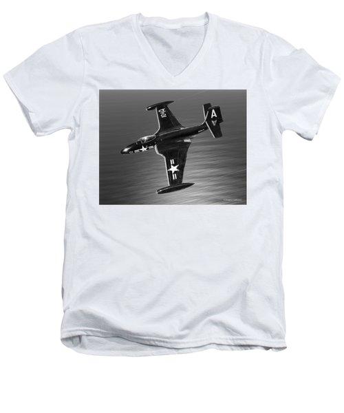 F2h Banshee Men's V-Neck T-Shirt