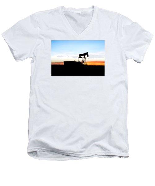 Fading Men's V-Neck T-Shirt
