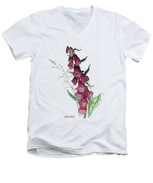 Fairy Bells Men's V-Neck T-Shirt