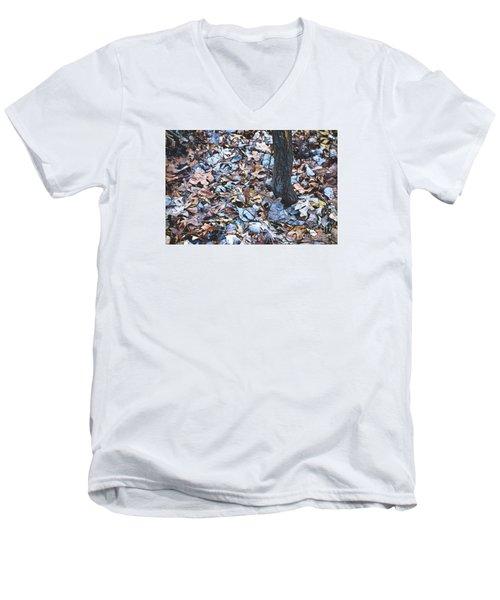 Fallen #1 Men's V-Neck T-Shirt