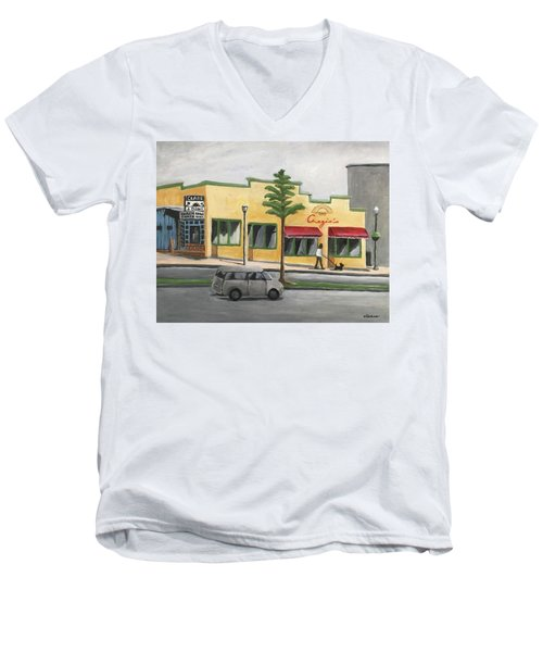 Falls Church Men's V-Neck T-Shirt