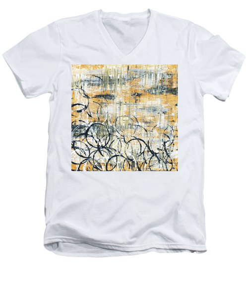 Falls Design 3 Men's V-Neck T-Shirt