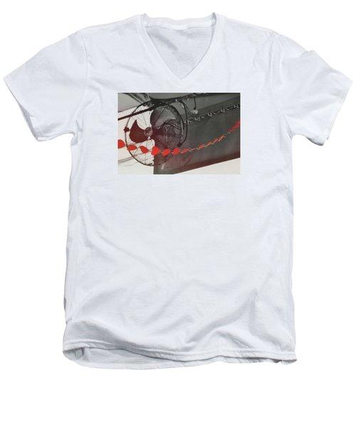 Fan Love Men's V-Neck T-Shirt by JAMART Photography