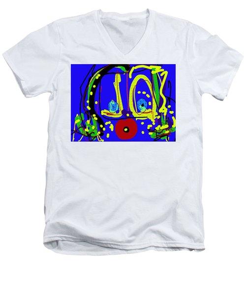 Fancy Free Men's V-Neck T-Shirt