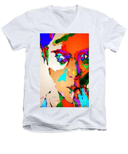Female Tribute IIi Men's V-Neck T-Shirt