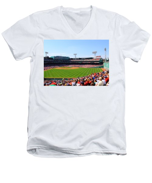 Fenway Men's V-Neck T-Shirt