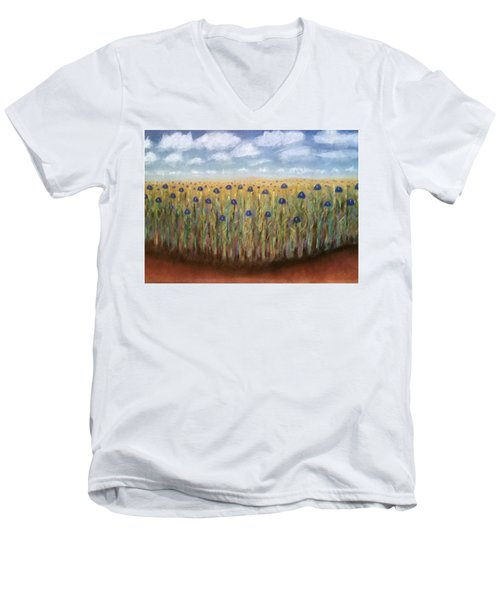 Field Of Dreams 2016 Men's V-Neck T-Shirt