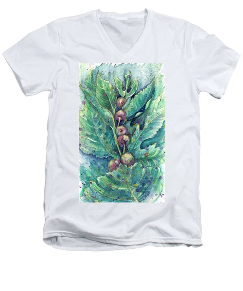 Figful Tree Men's V-Neck T-Shirt