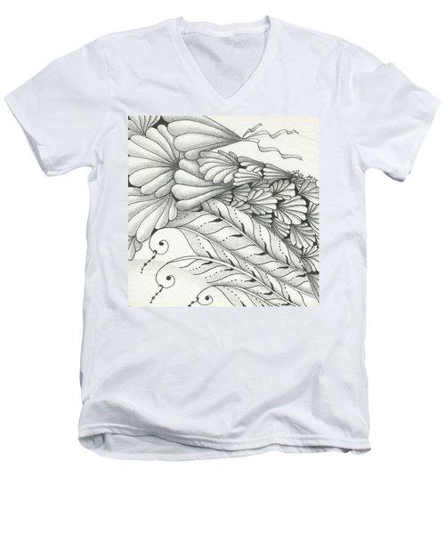 Finery Men's V-Neck T-Shirt