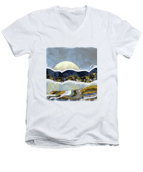 Firefly Sky Men's V-Neck T-Shirt