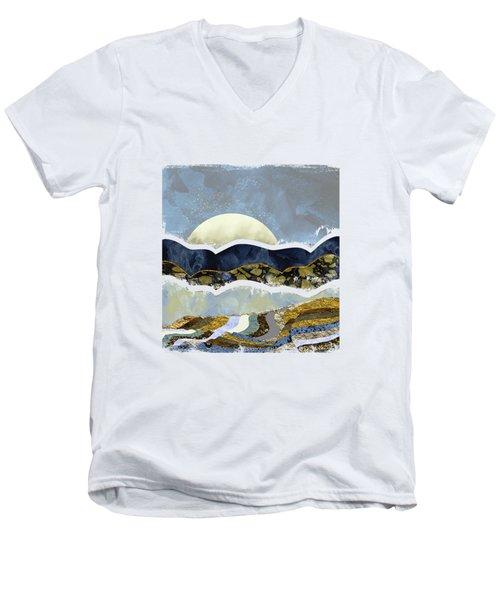 Firefly Sky Men's V-Neck T-Shirt