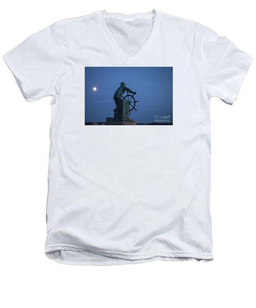 Fishermen's Memorial Men's V-Neck T-Shirt