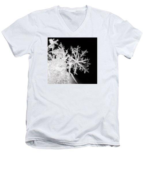 Flake Men's V-Neck T-Shirt