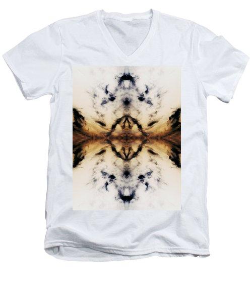 Cloud No. 2 Men's V-Neck T-Shirt