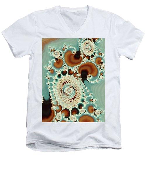 Flow Of Consciousness Men's V-Neck T-Shirt