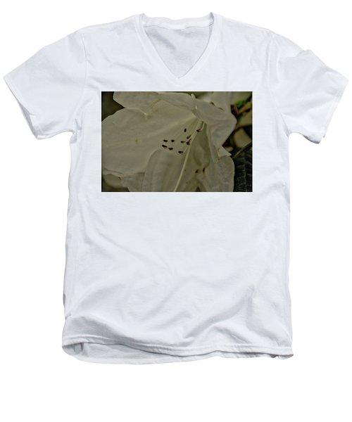 Flower 4 Men's V-Neck T-Shirt