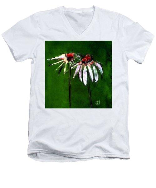 Flowers - 14april2017 Men's V-Neck T-Shirt by Jim Vance