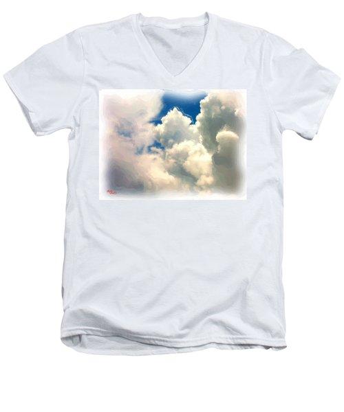 Flyin High Men's V-Neck T-Shirt