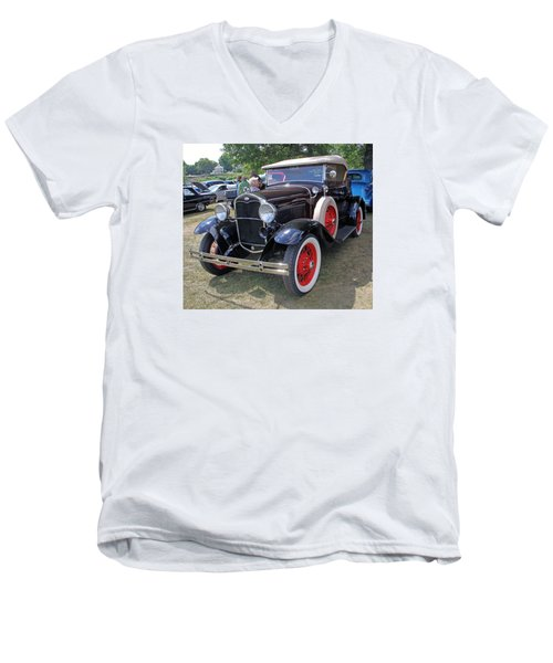 Ford 1931 Men's V-Neck T-Shirt