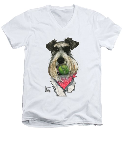 Ford 3235 Miley Men's V-Neck T-Shirt