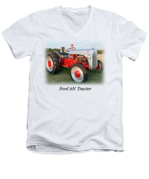 Ford  Tractor T Shirt  Men's V-Neck T-Shirt