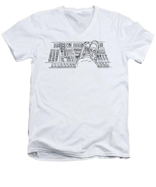 Fotcp Men's V-Neck T-Shirt