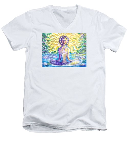 Fountain Of Youth Men's V-Neck T-Shirt