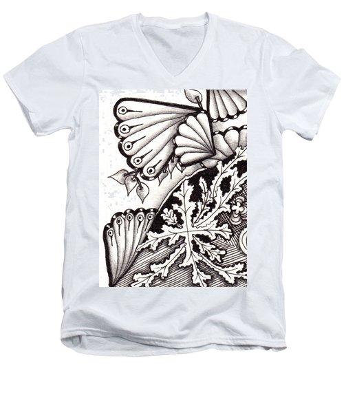 Four Seasons Men's V-Neck T-Shirt