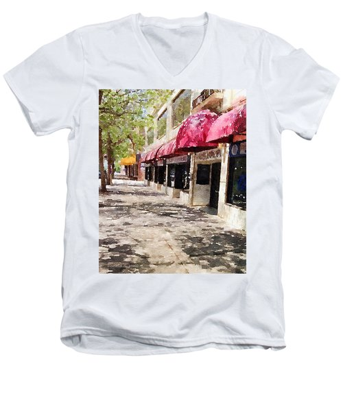 Fourth Avenue Men's V-Neck T-Shirt