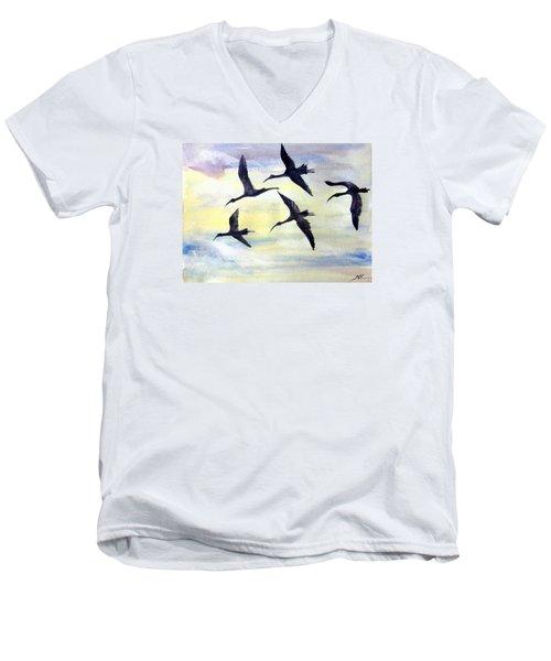 Freedom2 Men's V-Neck T-Shirt