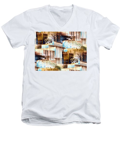Freeway Park Men's V-Neck T-Shirt