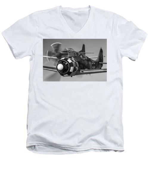 Frenemies IIi Men's V-Neck T-Shirt