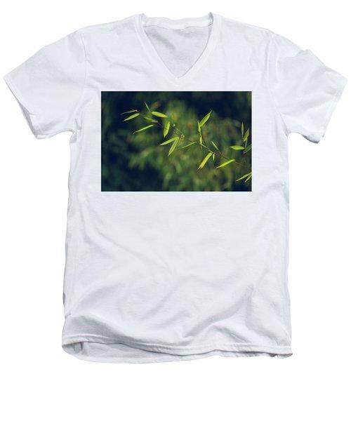 Stem Men's V-Neck T-Shirt
