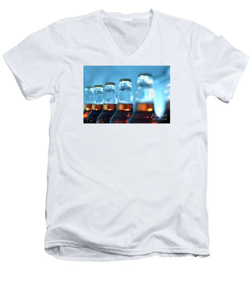 Fridge Men's V-Neck T-Shirt