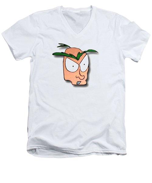 Fu Party People - Peep 001 Men's V-Neck T-Shirt