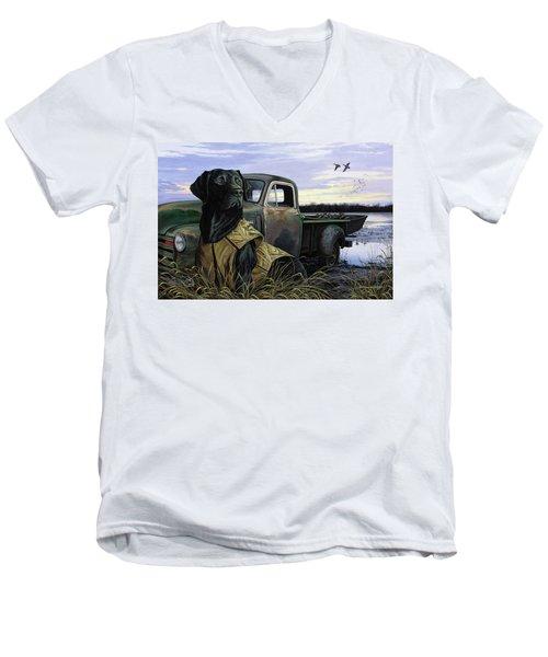 Fully Vested Men's V-Neck T-Shirt