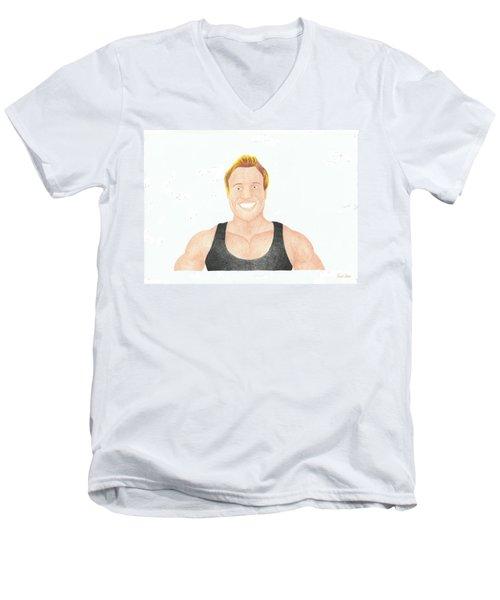 Furious Pete Men's V-Neck T-Shirt